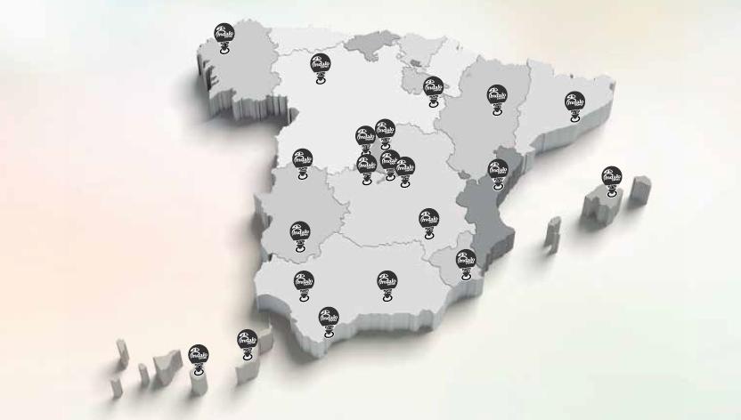 mapa puntos indalo